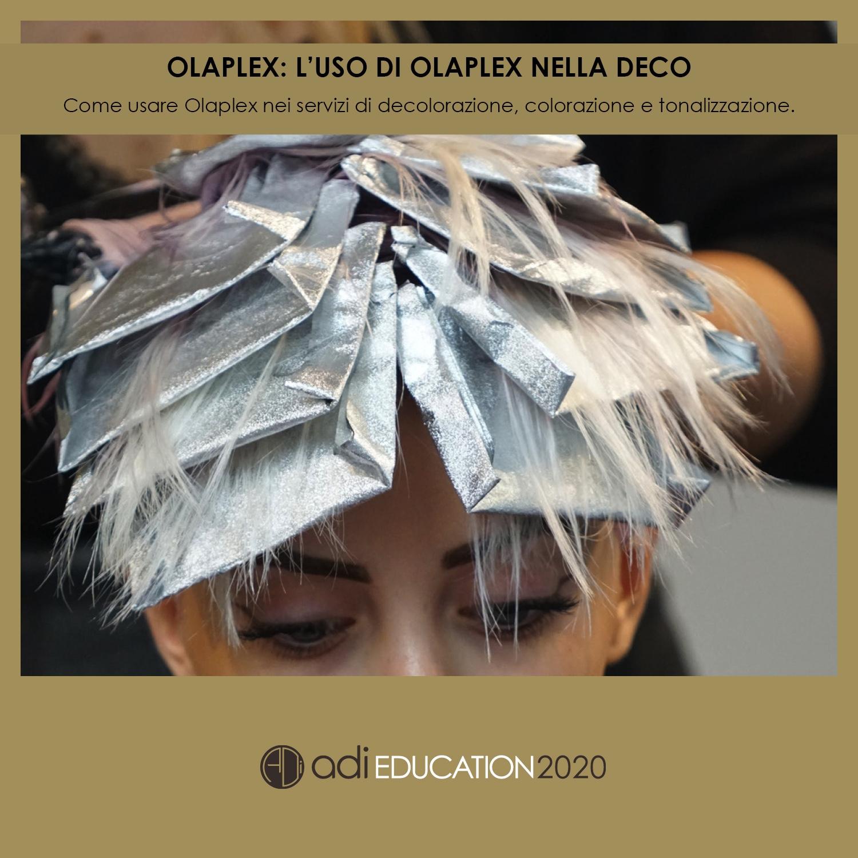 Uso di Olaplex nella Deco  - Ivan Bucci 12 Maggio