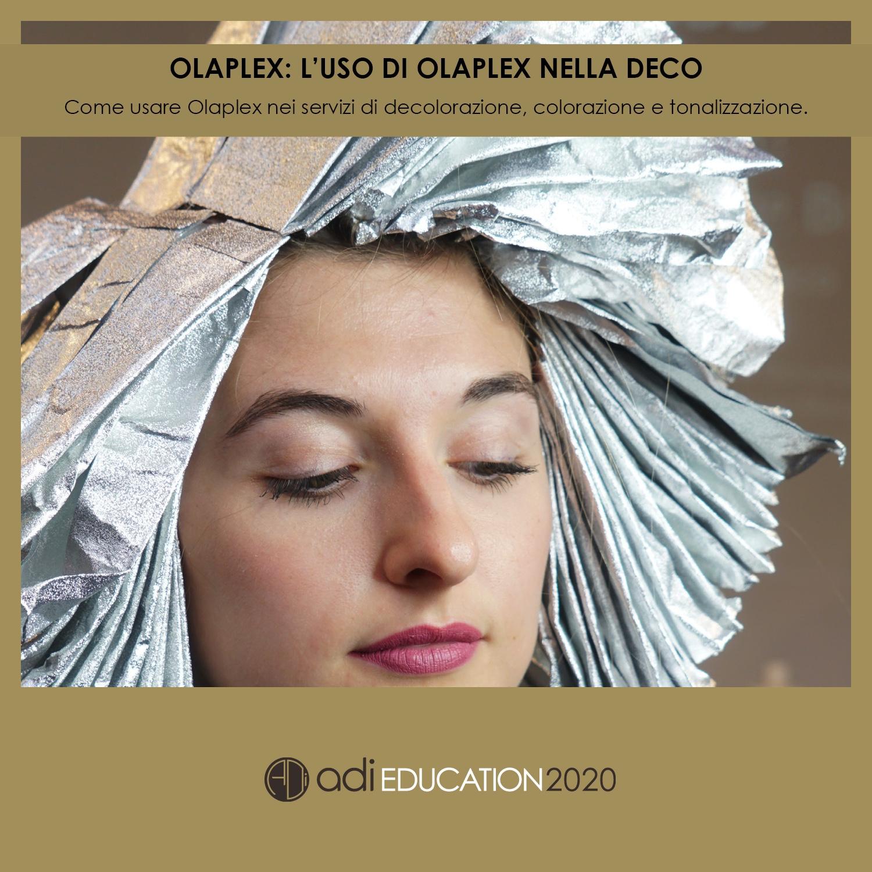 Uso di Olaplex nella Deco - Cristina Vigna 7 Maggio