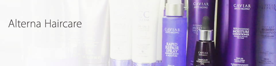 Alterna Haircare: About Us