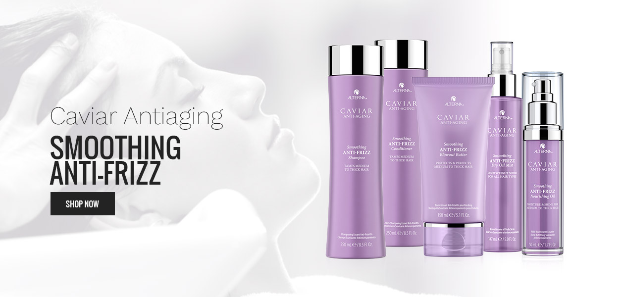 Caviar Smoothing Anti Frizz