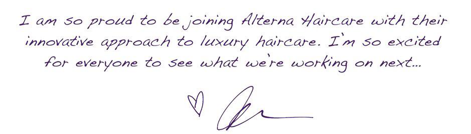 Andrew Fitzsimons, Brand Ambassador, Celeb Hairstylist