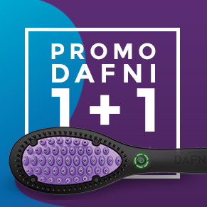 DAFNI CEramic Hairbrush