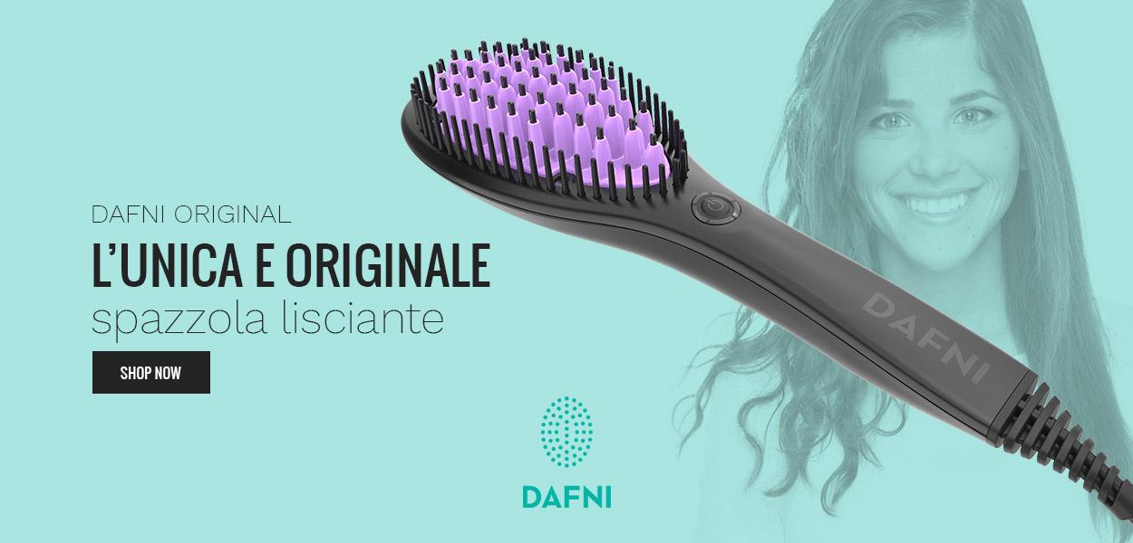 L'originale spazzola lisciante