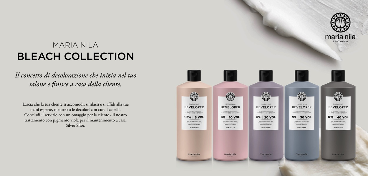 Maria Nila Bleach Collection