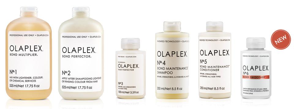 Olaplex Range Line