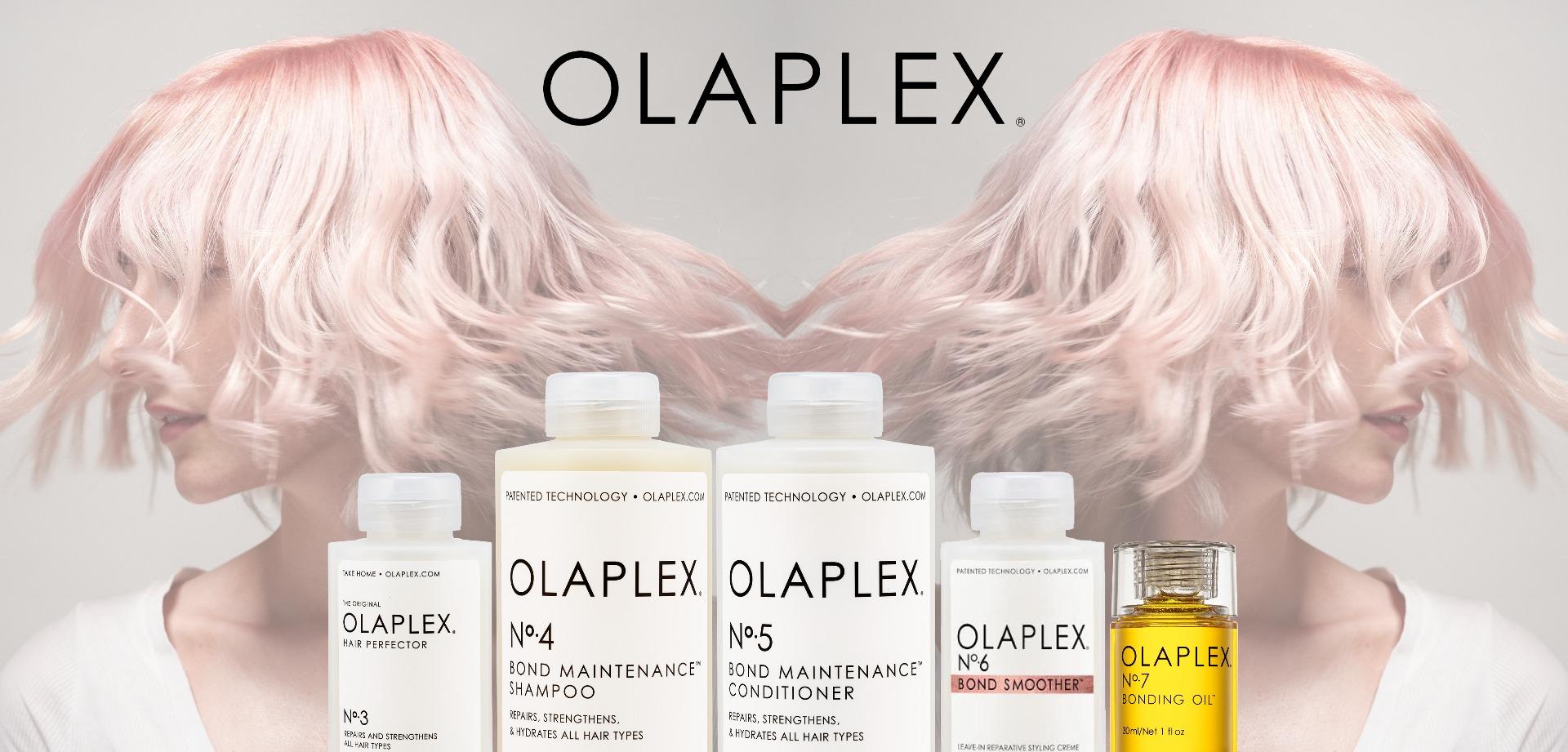 Come usare Olaplex