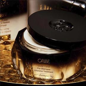 Novità ORIBE: Gold Lust Pre-Shampoo Intensive Treatment