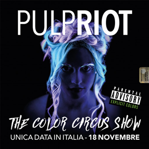 Pulp Social: The Color Circus Show