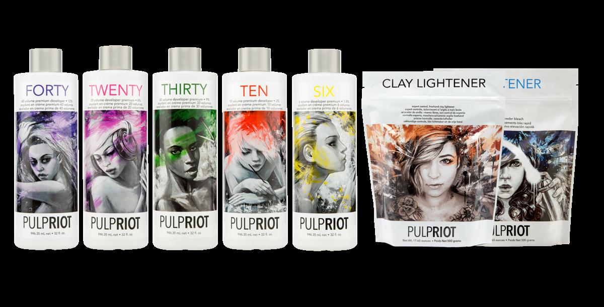 Pulp Riot: Deco / Blonding