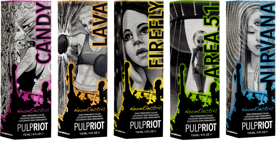 Pulp Riot: Beon Electric