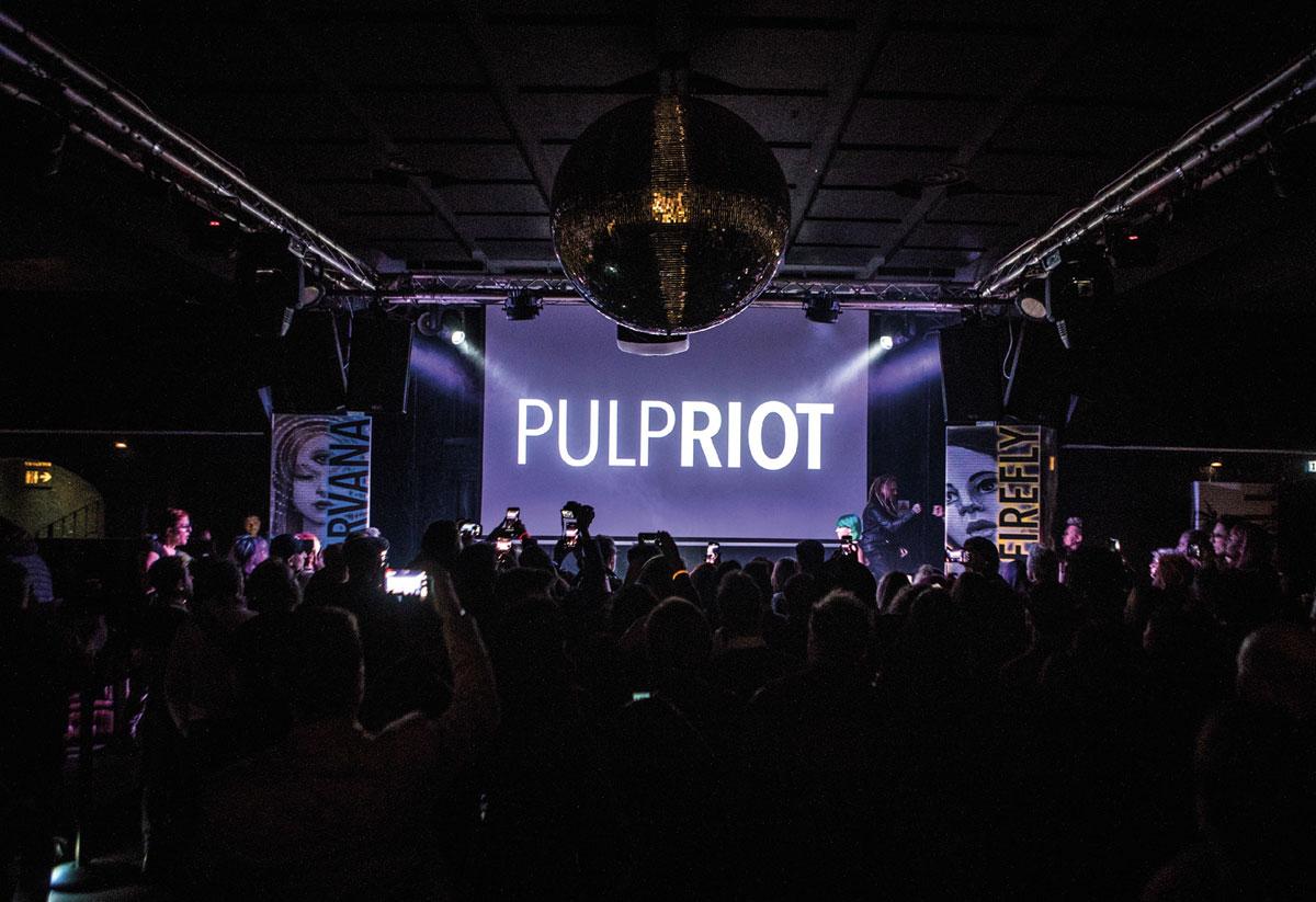 Pulp Riot Circus