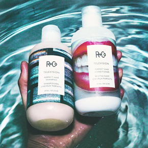 R+Co: Television Perfect hair