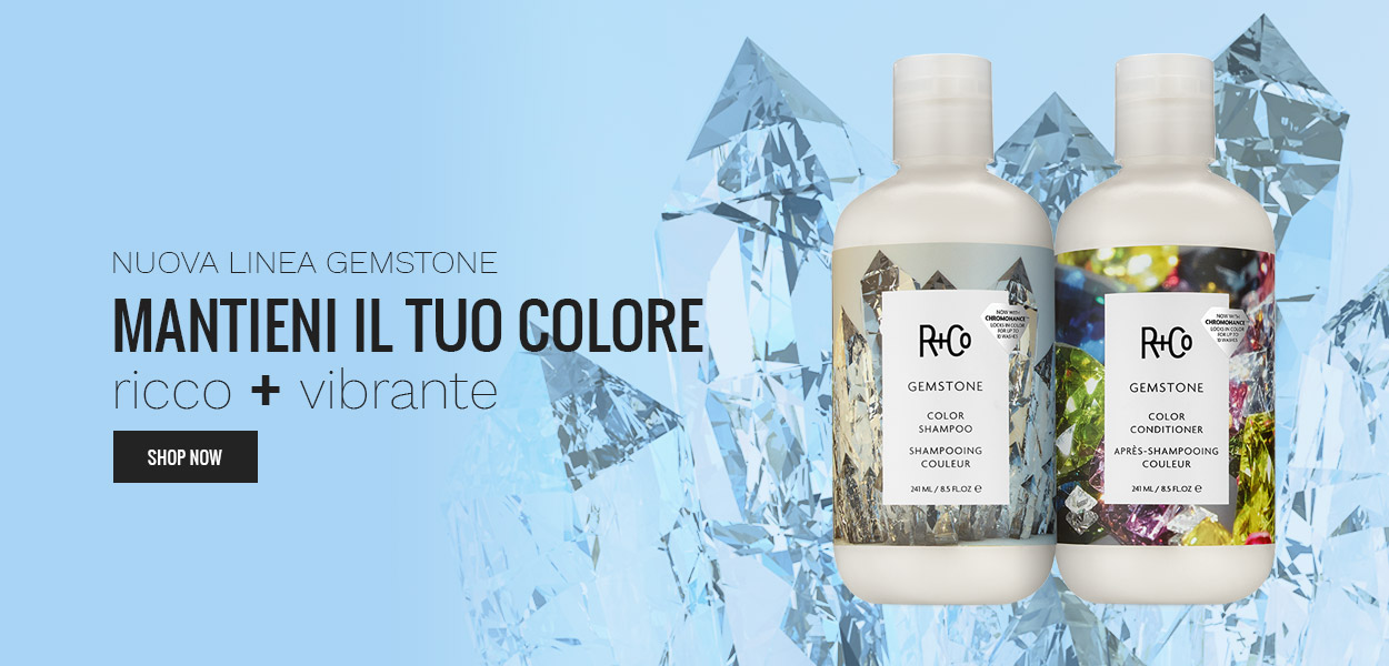 R+CO Linea Gemstone