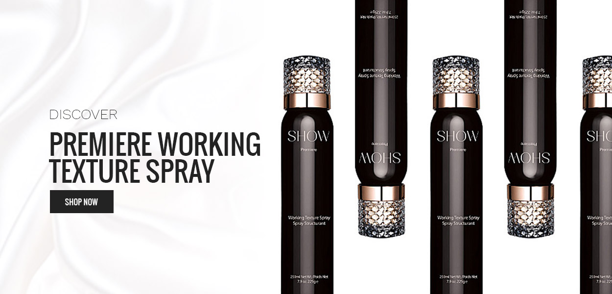 Show Beauty Premiere Texture Spray