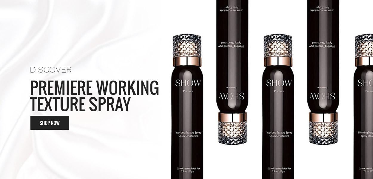 Show Beauty Premiere Texture Spray