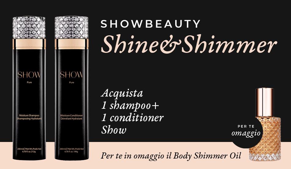 Show Beauty promozione