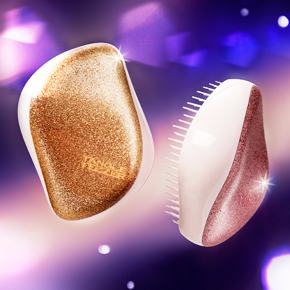 Tangle Teezer: Gold Starlight e Rose Gold Glaze