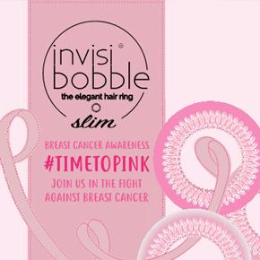 Invisibobble Slim #TimeToPink